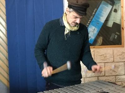 Pasquale Mirra... che vibrafonista !