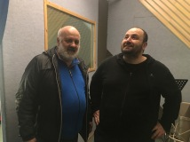 Virgilio BISCARO e ANTONIO Morgante al BLUE TRAIN inverno 2018-19